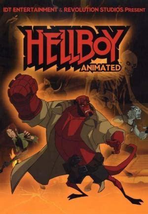 Hellboy Animated: Iron Shoes  C   2007    FilmAffinity