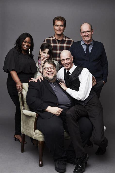 Hello Again. — Guillermo Del Toro with the cast of The ...