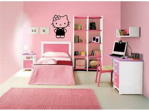 HELLO KITTY Girls Bedroom Baby Nursery Wall Decal | eBay