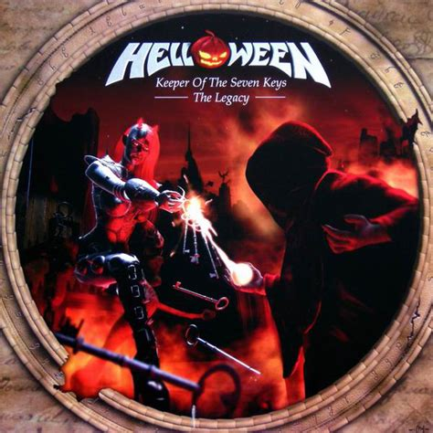 Helloween   Keeper Of The Seven Keys, The Legacy ...