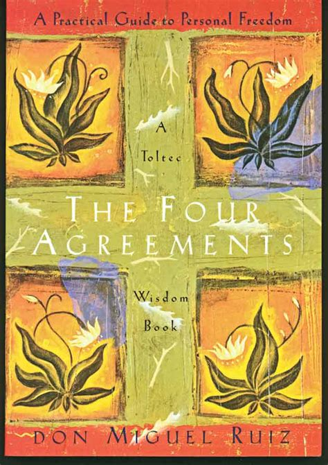 Helpful Addiction Recovery Books: The Four Agreements