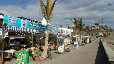 HEMINGWAY II, Meloneras   Updated 2019 Restaurant Reviews ...