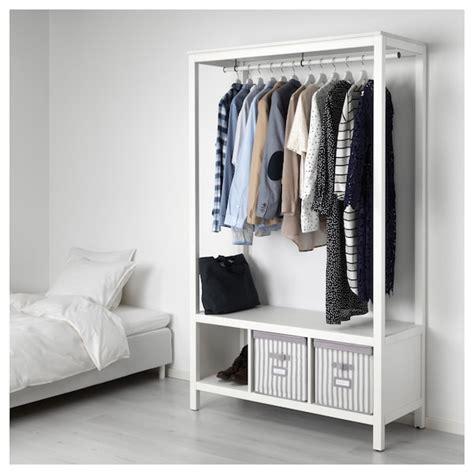 HEMNES Armario abierto   tinte blanco   IKEA