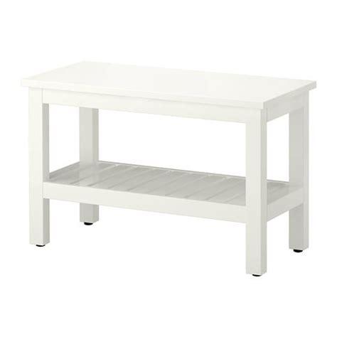 HEMNES Banco   blanco   IKEA