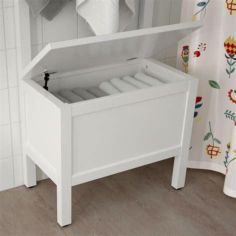 HEMNES Banco/toallero 4 ganchos   blanco   IKEA