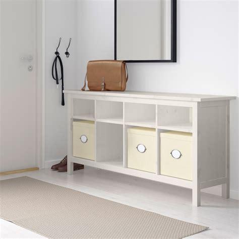 HEMNES Consola   velatura branca   IKEA