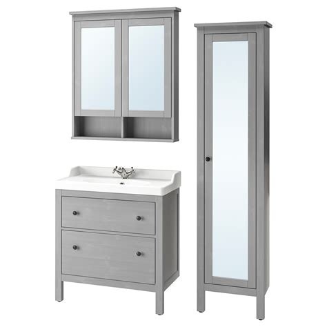 HEMNES / RÄTTVIKEN Muebles de baño, 5 piezas   IKEA