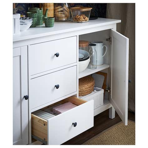 HEMNES Sideboard   white stain   IKEA
