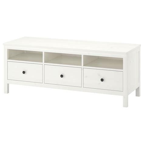 HEMNES TV bench White stain 148 x 47 x 57 cm   IKEA