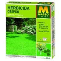 Herbicida Césped, Masso | Herbicidas