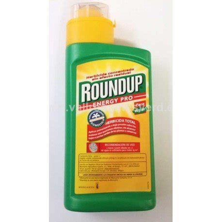 Herbicida Roundup Energy Pro 500 ml | Jardinería | Precio ...