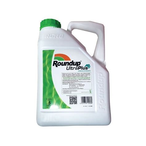 Herbicida RoundUp Ultra Plus 5litros