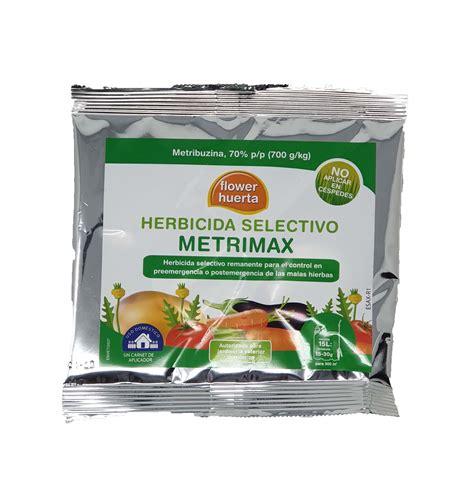 Herbicida selectivo 70% METRIMAX:   Piensos Senra