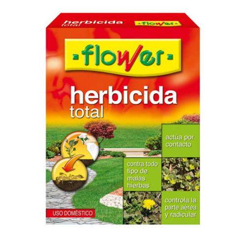 Herbicida total sistémico 50 ml. Flower