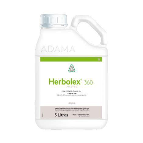 Herbolex 360 herbicida Glifosato 36%   Tienda Agrícola ...