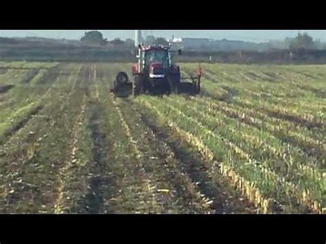 Herbstbestellung bei Agro Bördegrün   YouTube