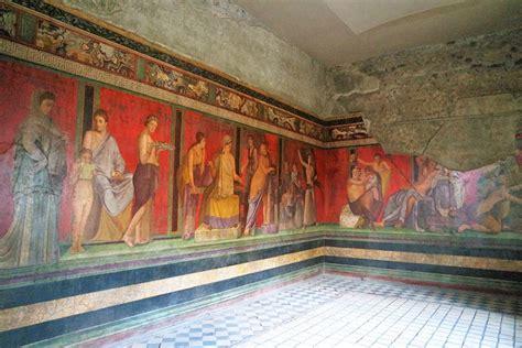 HERCULANO y POMPEYA, las CIUDADES sepultadas por el VESUBIO