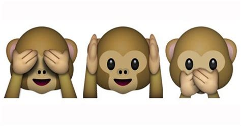Here s how the monkey emoji is tearing the internet apart