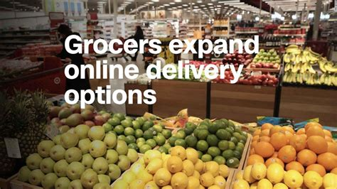 Here s how your online grocery delivery options are ...