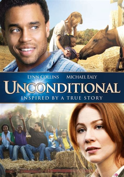 Here s My Take On It: Movie Review   Unconditional