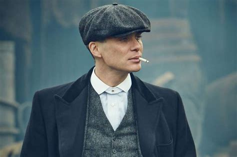 Here s our first glimpse of Tommy Shelby in Peaky Blinders ...