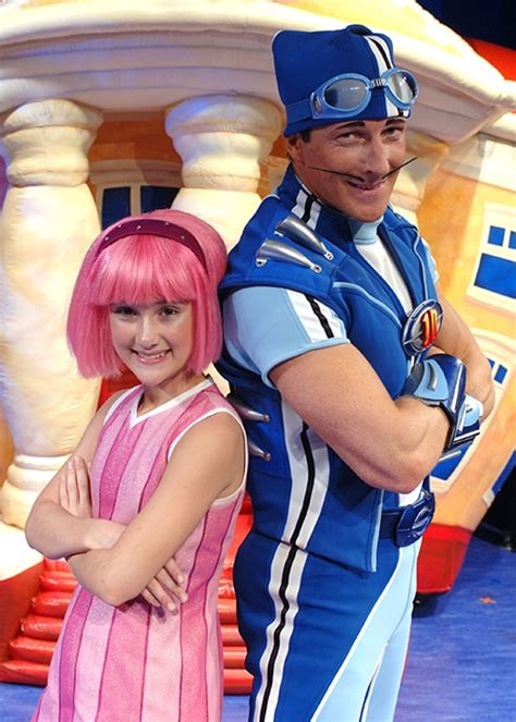 Here s What Stephanie From LazyTown Looks Like Now