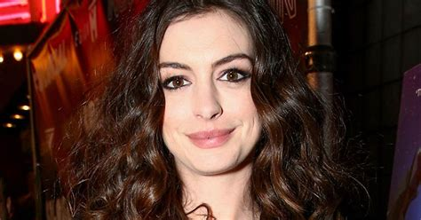 Here s why Anne Hathaway regrets posting photo of son on ...