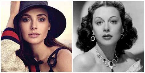Here s why Gal Gadot absolutely must play Hedy Lamarr in a ...