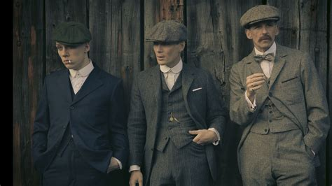 Here's How You Can Be In The Next Series Of 'Peaky ...