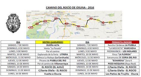 Hermandad de Osuna – Camino del Rocío 2016 | Rocio.com