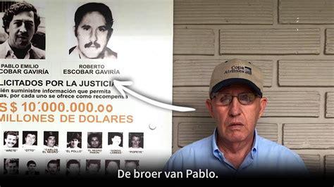 Hermano de Pablo Escobar amenazó a Netflix por serie ...