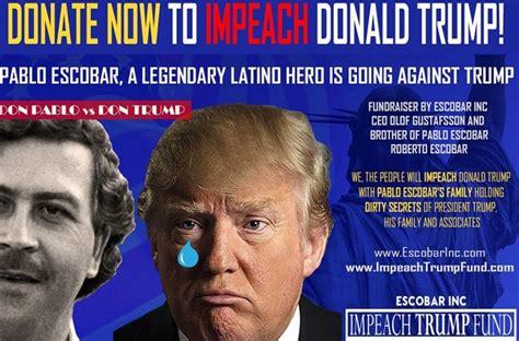 ¿Hermano de Pablo Escobar busca recolectar $50 millones ...