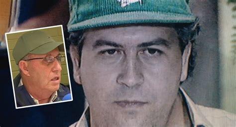 Hermano de Pablo Escobar regaña a hijo por caleta