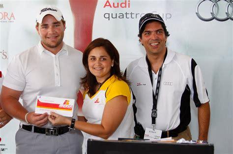 Hermanos Garrido conquistan torneo golf Audi Quattro Cup ...