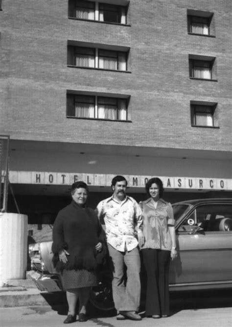 Hermilda Gaviria, Pablo Escobar and Maria Victoria Henao ...