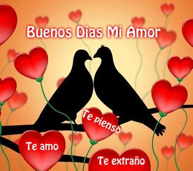 Hermosas Tarjetitas De Buenos Días Amor Para Dedicar