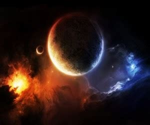 Hermoso Paisaje, Planeta, Universo, Space wallpaper