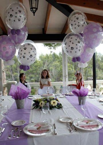 Hermosos adornos de salon con globos para diversos ...