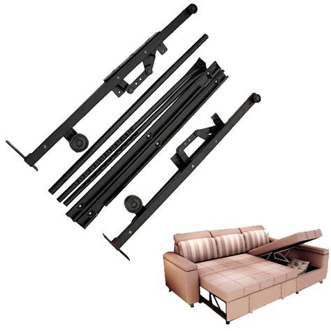 Herraje corredizo y de elevación para base de sofá cama ...