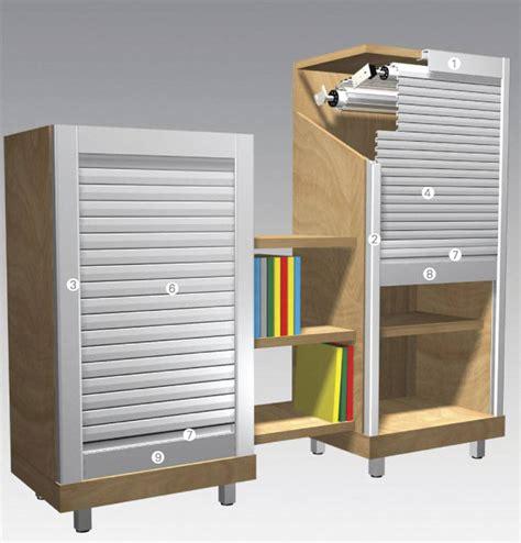 Herrajes de Cocina Puerta Enrollable en Aluminio – Itaka ...