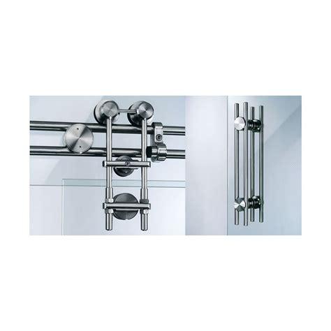 Herrajes y accesorios para puertas de vidrio templado
