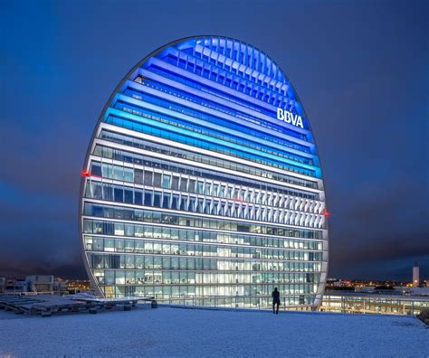 Herzog & de Meuron . BBVA Headquarters . Madrid  12  | a f ...