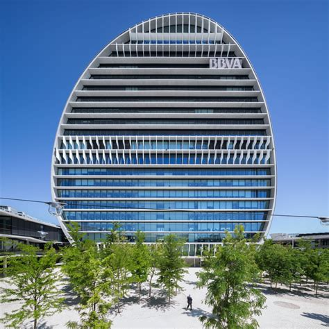 Herzog & de Meuron . BBVA Headquarters . Madrid  5  | a f ...