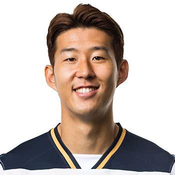 Heung Min Son statistics history, goals, assists, game log ...