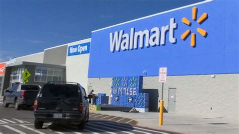 Hewitt: New Walmart store opens