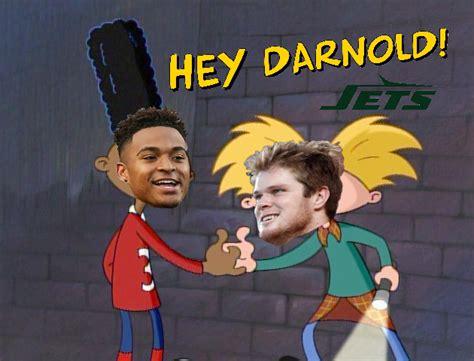 Hey Darnold! : nyjets