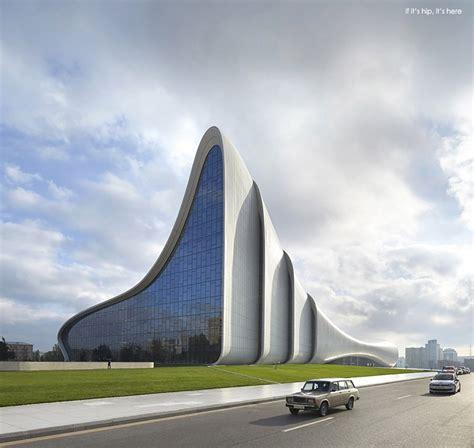 Heydar Aliyev Centre by Zaha Hadid Wins Design of The Year