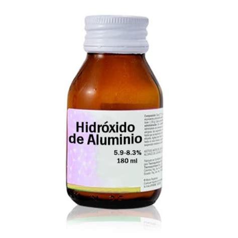 Hidróxido de Aluminio: Qué es, para qué sirve, nombre ...