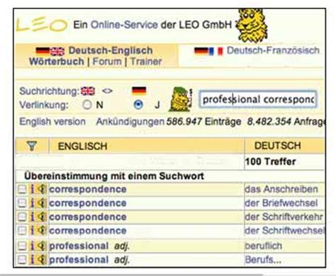HIER! LEO ENGLISCH & Co.   LISTE: DIE TOP 10 der ONLINE ...