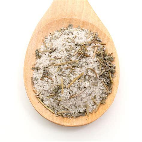 Hierbas Aromáticas   Sal Gourmet